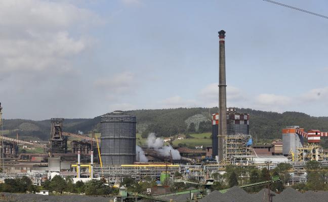 Arcelor inicia su mayor parada en diez años, con previsión de más ajustes