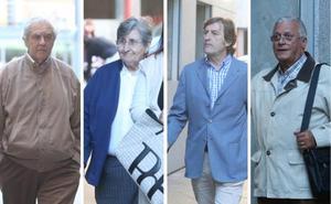 Los condenados por el 'caso Renedo', camino de prisión