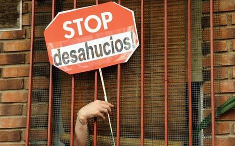 Los desahucios bajan en Asturias un 12,8% en el segundo trimestre
