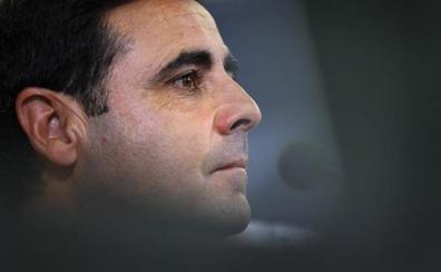 Pablo Machín sustituye a David Gallego como técnico del Espanyol