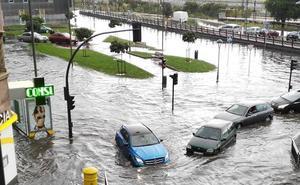 Los cauces de todos los ríos y las márgenes de la ría de Avilés sufrirán inundaciones la próxima década