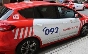 Detenido un vecino de Gijón sobre el que pesaba una orden de arresto por robo con violencia