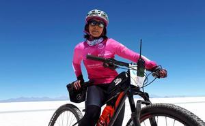 Rosa Fernández, un órdago constante a las montañas y la vida