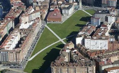 Gijón aprueba la urbanización de el 'solarón'