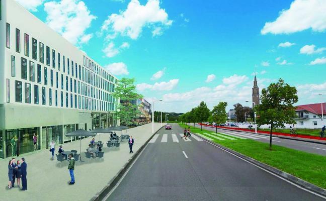La ampliación del Parque Tecnológico precisa edificios mayores y aparcamientos en altura