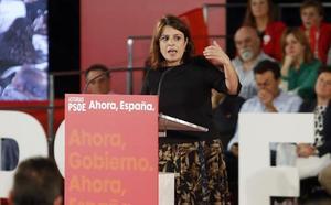 Lastra descarta la gran coalición PSOE-PP y ve a Errejón «parte del problema»