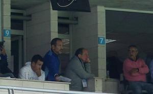 El Real Oviedo anuncia la salida de Joaquín del Olmo