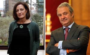 Martínez Ceyanes y Chamorro presentan candidatura a la presidencia del TSJA