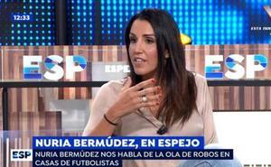 Nuria Bermúdez reaparece en televisión diez años después