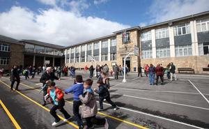 El Ayuntamiento de Oviedo habilita un autobús gratuito para los niños de Infantil del colegio de Ventanielles