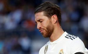 Sergio Ramos 'se borra' los tatuajes y desconcierta a sus fans