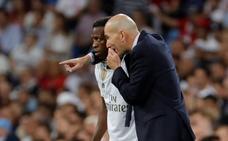 Los 'olvidados' de Zidane