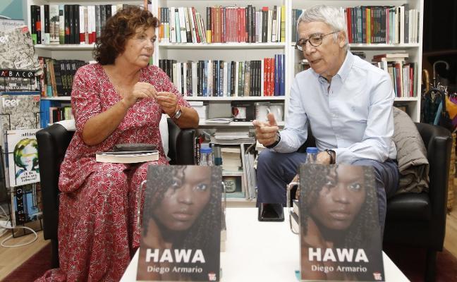 Diego Armario presenta 'Hawa' en La Buena Letra