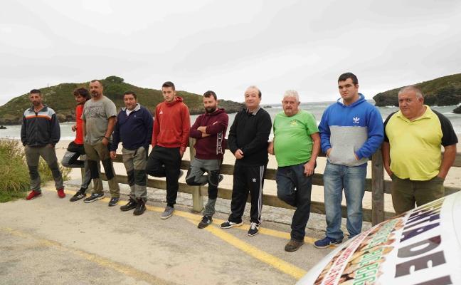 «La importación de algas va a acabar con el ocle»