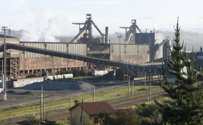 Arcelor alerta de que el 30% de lo que produce en Asturias dejará de ser rentable