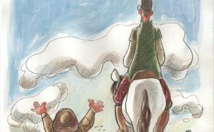 El Quijote, según Mingote