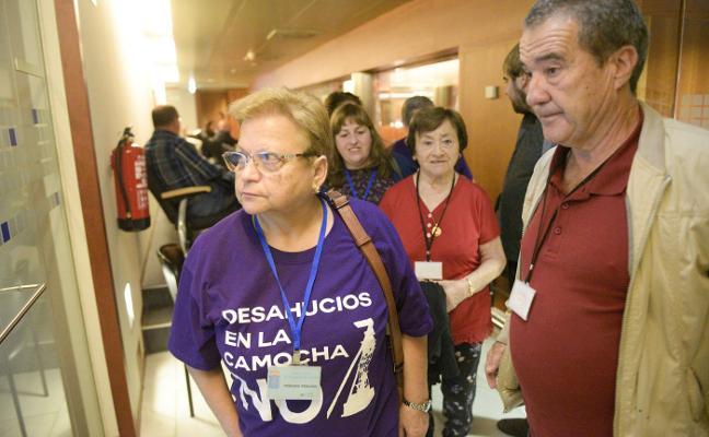 El Principado rechaza comprar las viviendas de La Camocha para evitar los desahucios