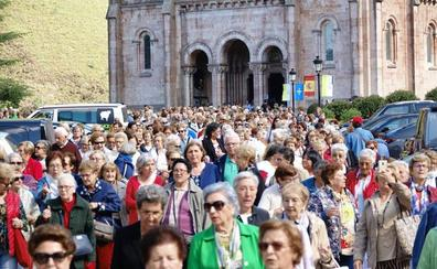 Las amas de casa toman Covadonga
