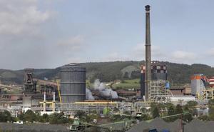 Arcelor argumenta una caída de pedidos del 20% para regular siete días a más de 1.600 trabajadores