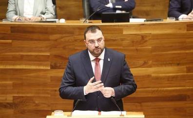 El presidente del Principado responsabiliza a Ciudadanos de la parálisis de Asturias