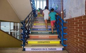 El absentismo escolar subió un 9% en Gijón