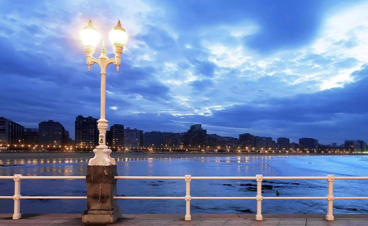 Gijón en todo su esplendor