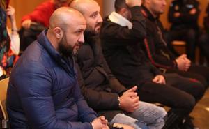 La Audiencia prorroga dos años la prisión provisional a los hermanos Sandulache por el riesgo «cierto» de fuga