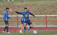 Entrenamiento del Sporting (09/10/19)