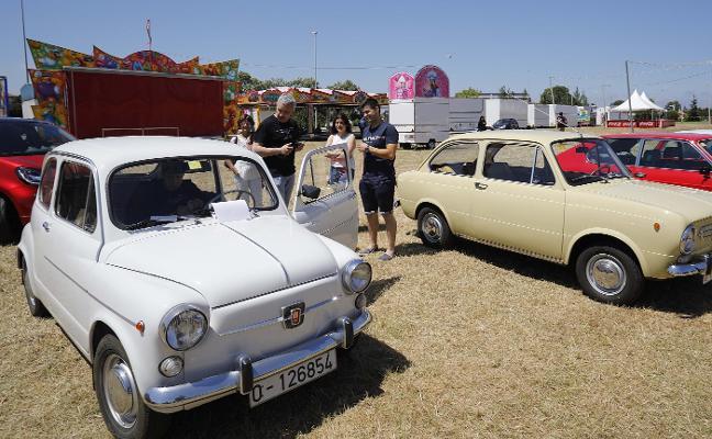 Los vehículos históricos seguirán estando exentos de pagar la viñeta