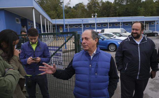 Real Oviedo | «Vengo a poner orden»