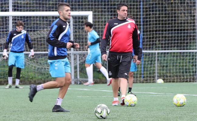«Sólo pienso en entrenar cada día y en el Ceares»