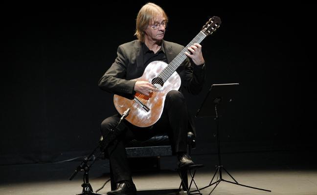 David Rusell y el corazón de la guitarra
