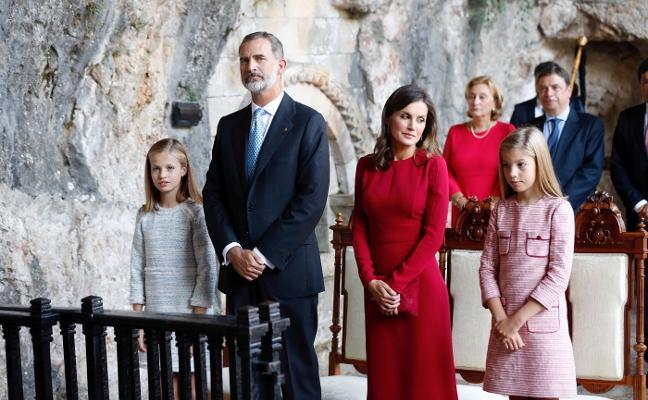 Premios Princesa de Asturias 2019 | La Familia Real iniciará su visita a Asturias en la Catedral
