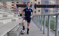 Diandra: «Si te arrugas en una disputa tienes el partido perdido»
