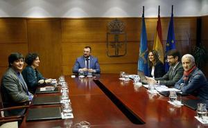 El Principado invierte 7,3 millones en mejoras de saneamiento para los municipios de Boal, Quirós y Piloña