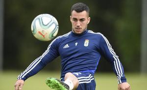 Real Oviedo | Joselu: «Encajar tanto al final no es solo mala suerte»