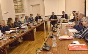 Fomento dice que tendrá listo en marzo el estudio sobre la estación intermodal de Gijón
