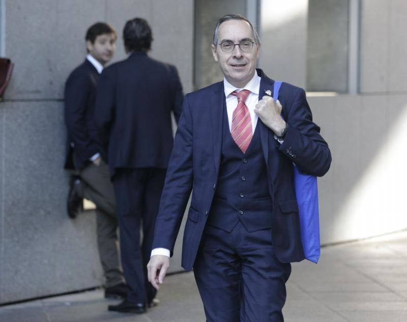 La Universidad anuló la plaza de sustitución de Paz de Andrés para evitar demandas judiciales, según Del Coz