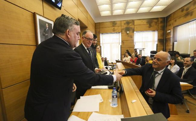 Siero decreta tres días de luto oficial por la muerte del edil del PP Juan Bode