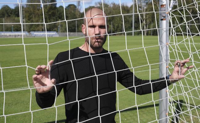 Real Oviedo | «No sé si el corazón o qué, pero algo en mí me decía que debía venir al Real Oviedo»