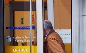 Acepta un año y nueve meses de prisión por estafar al Ayuntamiento de Oviedo