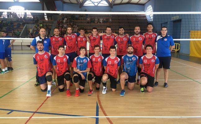Gijón recupera el voleibol masculino en categoría nacional