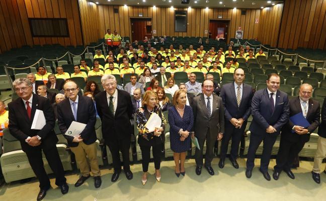 El Colegio de Médicos premia a Transinsa por su trato humanitario a los pacientes