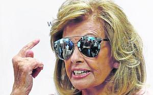 María Teresa Campos, contra la web que 'engañó' con su muerte