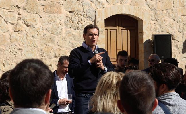 Rivera abre por primera vez la puerta a dejar la política en caso de debacle el 10-N