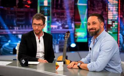 Santiago Abascal: «Estoy orgulloso de que los 'progres' rabien conmigo»