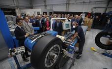 El Grupo Baldajos invierte en Langreo tres millones de euros en una planta «única en España»