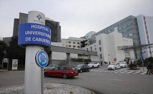 Un niño de 6 años, ingresado por meningitis en el Hospital de Cabueñes