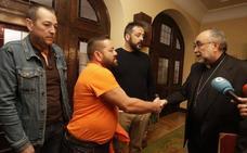 Sanz Montes, sobre los trabajadores de Vesuvius encerrados: «No son turistas en la Catedral»