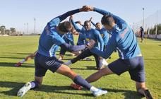 Entrenamiento del Sporting (11/10/19)